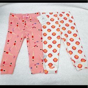 Rosie Pope infants pants - set of 2